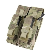 Double AK kanagroo mag pouch Multicam