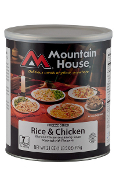Mountain House Rice and Chicken Meal