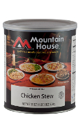 Mt. House Chicken Stew #10 Can  - Case of Six