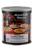 Mt. House Breakfast Skillet #10 Can  - Case of Six