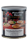 1 month starter storage food supply Mt. House freeze dried