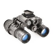 BNVD Single Gain 3rd Gen WHITE PHOSPHOR HP+ Night Vision bino